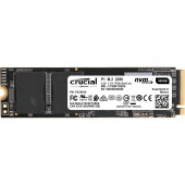 Crucial P1 500 GB NVME PCIe 3.0 x4, M.2