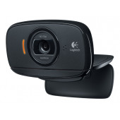 Logitech C525 HD web kamera, 720p, sklopiva