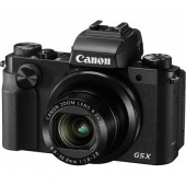 "Canon PS G5X, 20MP, 4.2x (24-100mm), 3"" LCD"