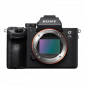 "Sony Alpha ILCE-7M3B 24.2MP/4K HDR/3"" LCD"