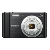 "Sony DSC-W800B 20.1Mp/5x/2.7""/720p  crni"