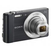 """Sony DSC-W810B 20Mp/6x/2.7""""/720p  crni"""