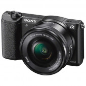 Sony ILCE-5100LB 24,3MP, 16-50mm kit , APS-C, CMOS