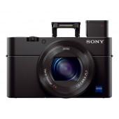 "Sony RX100 M3, 20,1MP/2,9x zoom/LCD 3""/crni"