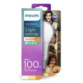 Philips LED žarulja, E27, SSW, 14W/7W/3.5W, matir