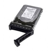 DELL EMC 300GB 15K RPM SAS 12Gbps 512n 2.5in Hot-plug Hard Drive, 3.5in HYB CARR, CK