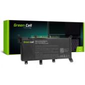 Green Cell (AS118) baterija 4800mAh, 7,6V, Asus R556 R556L A555L F555L K555L X555L X555