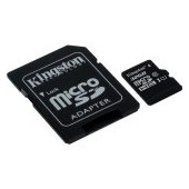 Kingston 32GB microSDHC Endurance Flash Memory Card, Class 10