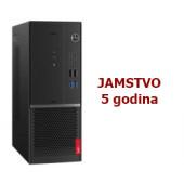 Lenovo V530s SFF, Intel i3-8100, 8GB DDR4, 256GB SSD, Intel UHD, G-LAN, DVDRW, VGA/HDMI/DP, Windows 10 Professional + ti