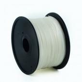 Gembird PLA filament for 3D printer, Natural 1.75 mm, 1 kg