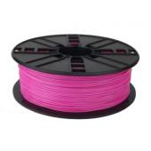 Gembird PLA filament for 3D printer, Pink 1.75 mm, 1 kg