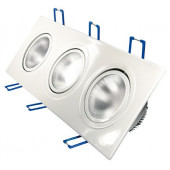 Transmedia High Power LED Ceiling Light 3x 4,5W