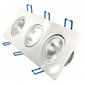 Transmedia High Power LED Ceiling Light 3x 4,5W
