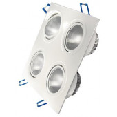 Transmedia High Power LED Ceiling Light 4x 4,5W