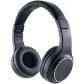 "Gembird Bluetooth stereo headset ""Warszawa"", Black"