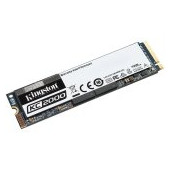Kingston 1000GB KC2000 M.2 2280 NVMe SSD up to 3,200/2,200MB/s EAN: 740617293623