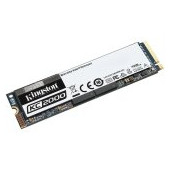 Kingston 250GB KC2000 M.2 2280 NVMe SSD up to 3,000/1,100MB/s EAN: 740617293586