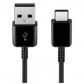 Samsung kabel USB type-C, crni