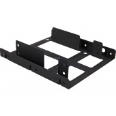 ICY BOX IB-AC643, mounting frame (black)