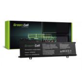 Green Cell (SA33) baterija 6000mAh, 15.1V za Samsung NP770Z5E NP780Z5E ATIV Book 8 NP870Z5E NP870Z5G NP880Z5E