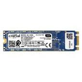 CRUCIAL MX500 500GB SSD, M.2 Type 2280SS, SATA 6 Gbit/s, Read/Write: 560 MB/s / 510 MB/s, Random Rea