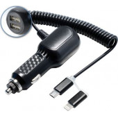 Transmedia USB Car Charger