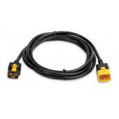 APC Power Cord, Locking C19 to C20, 3.0m