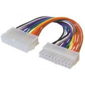 Transmedia Internal DC Power Supply Cable Extension 20cm 20 pin