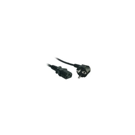 Power Cord Akyga AK-PC-01A IEC C13 CEE 7/7 230V/50Hz 1.5m