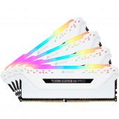 Corsair Vengeance RGB PRO 32GB (4x8GB) DDR4 3200MHz Quad Kit white