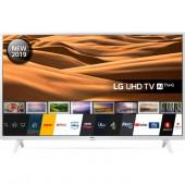 LG 43UM7390PLC, 109cm, smart, WiFi, BT, UHD, bijel