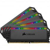 Corsair Dominator Platinum RGB 32GB (4x8GB) DDR4 3200MHz Quad Kit