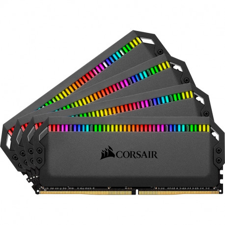 Corsair Dominator Platinum RGB 32GB (4x8GB) DDR4 3200MHz Quad Kit