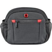 Wenger torbica za oko struka, tamno-siva