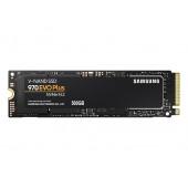 Samsung 970 EVO Plus R3500/W3200 M.2, 500Gb NVMe