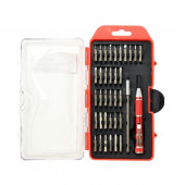 Gembird Precision screwdriver bit set, 36 pcs