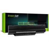 Green Cell (FS07) bateriija 4400mAh 10.8V (11.1V) za Fujitsu Lifebook S2210 S6310 L1010 P770