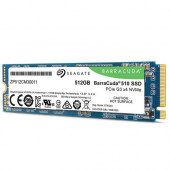 Seagate BarraCuda 510 SSD M.2 512 GB PCI Express 3.0 3D TLC NVMe