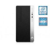 HP 400 G5 MT i5-8500/16GB/1TB HDD/256GB/W10p64