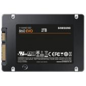 Samsung SSD 860 Evo 2TB