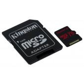 MEM SD MICRO 128GB UHS-I V30 Class U3 + 1ad KIN