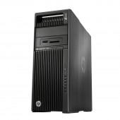 Rabljeno računalo HP Z640 Workstation Tower / Intel® Xeon® / RAM 64 GB / SSD Disk / Quadro grafika