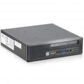 Rabljeno računalo HP EliteDesk 800 G1 USDT / i5 / RAM 8 GB / SSD Disk