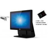 """POS PC ELO E2 15"""" iTouch SSD - NOVO !"""