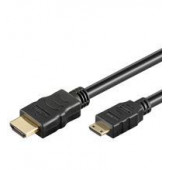 NaviaTec HDMI A-plug to MINI HDMI C-plug 3m w Ethernet