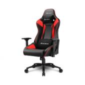 Sharkoon Elbrus 3, igraća stolica, crno-crvena