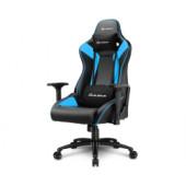 Sharkoon Elbrus 3, igraća stolica, crno-plava