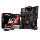 MSI Main Board Desktop X570 (SAM4, 4xDDR4, 1xPCI-Ex16, 1xPCI-Ex4, 3xPCI-Ex1, 6xSATA III, 2xM2, RAID,