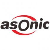 Asonic SATA razdjelnik, 1x SATA F na 2x SATA M