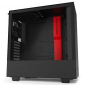 NZXT H510 crno/crveno, bez napajanja, ATX